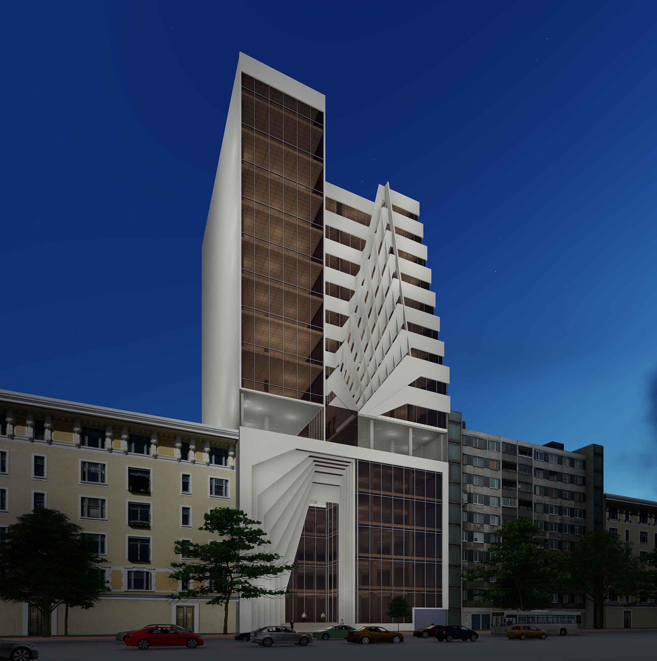 Plasco Building-Niloofar Kakhi