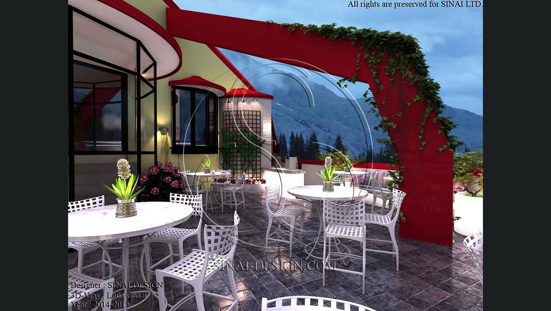 Albaloo Roof Garden Restaurant