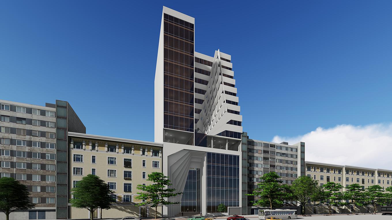 New Plasco Building